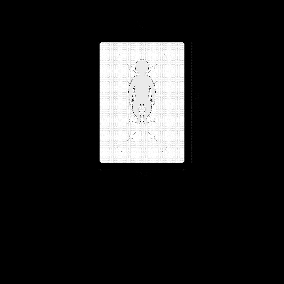 Cot Flat Sheet Dimensions