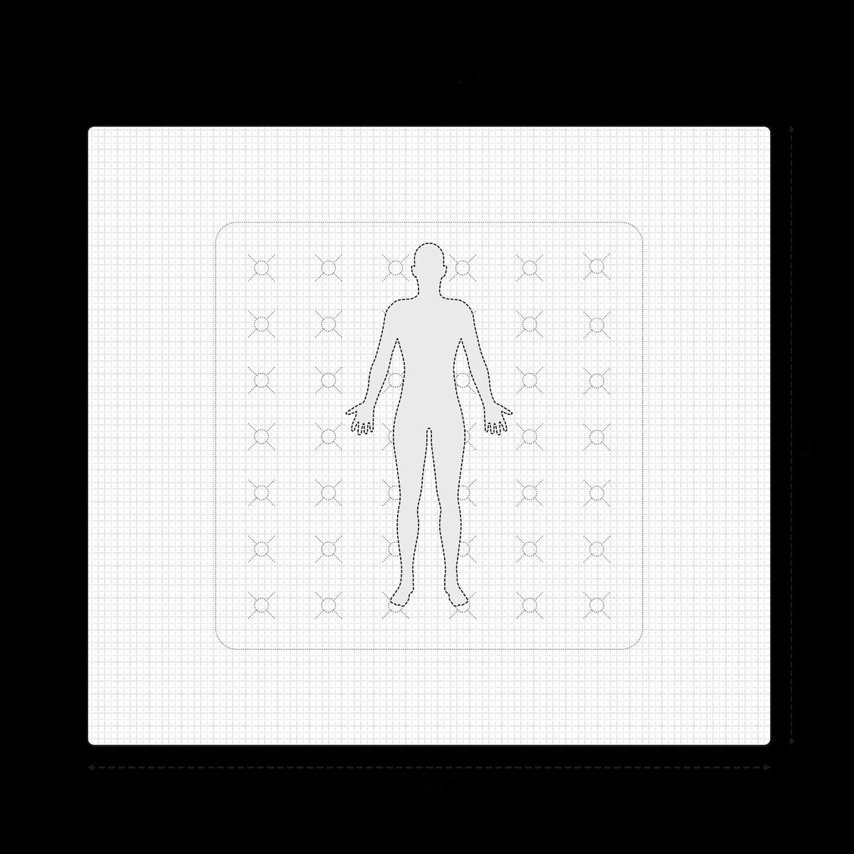 Emperor Flat Sheet Dimensions