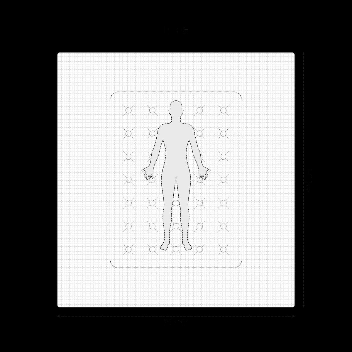 King Flat Sheet Dimensions