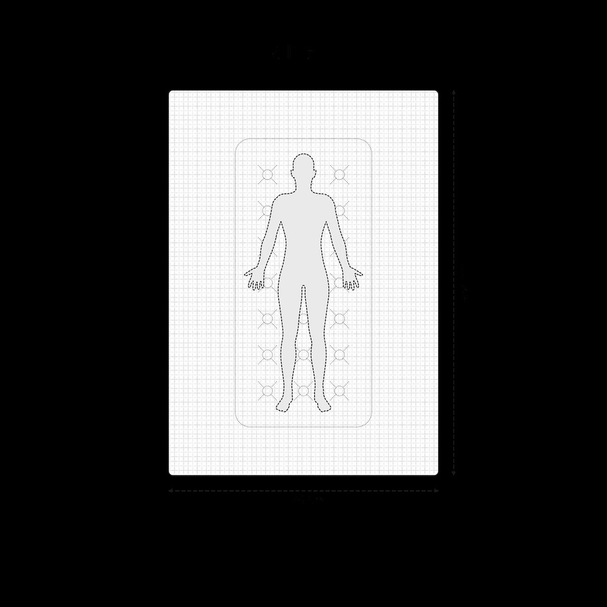 Single Flat Sheet Dimensions
