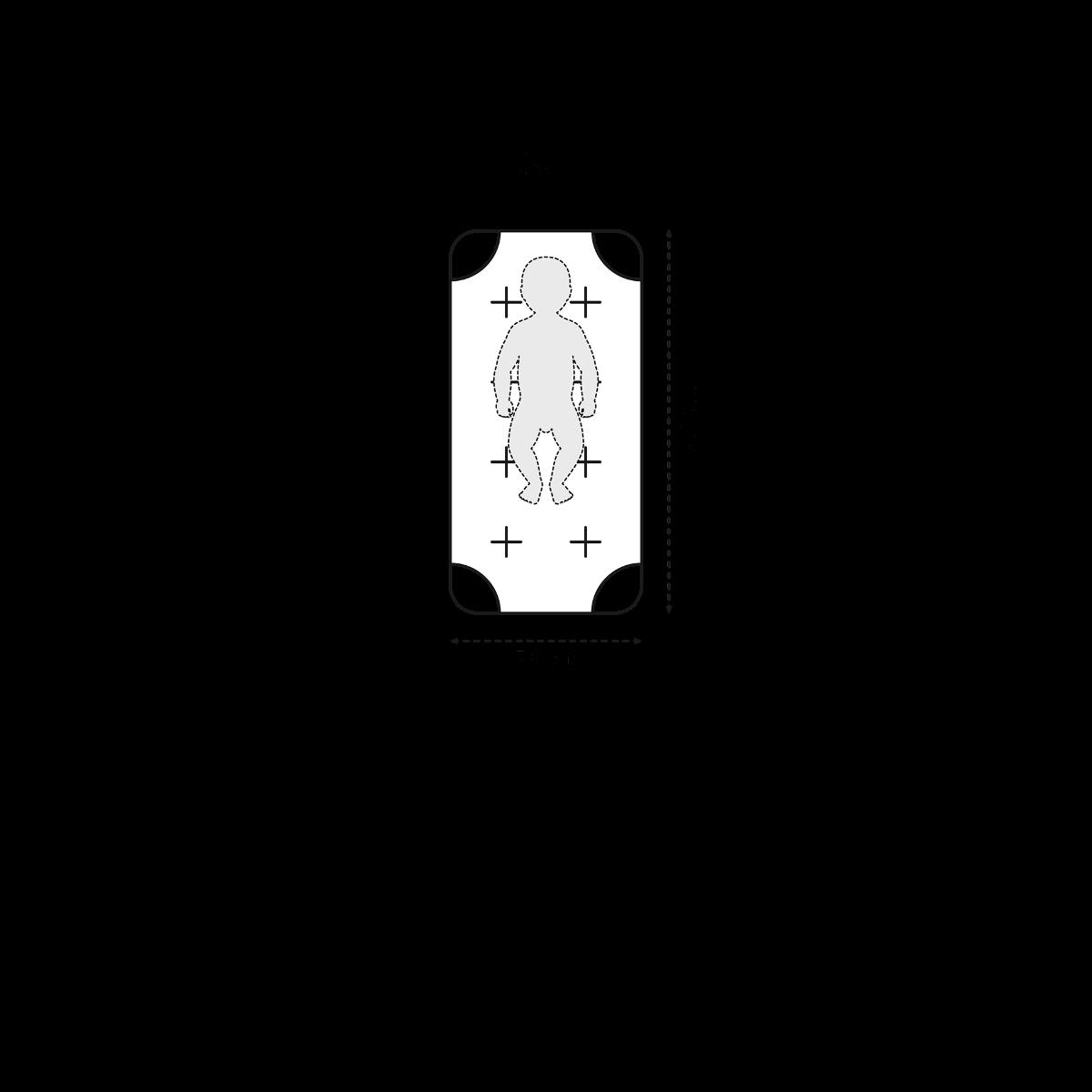 Cot Mattress Protector Dimensions