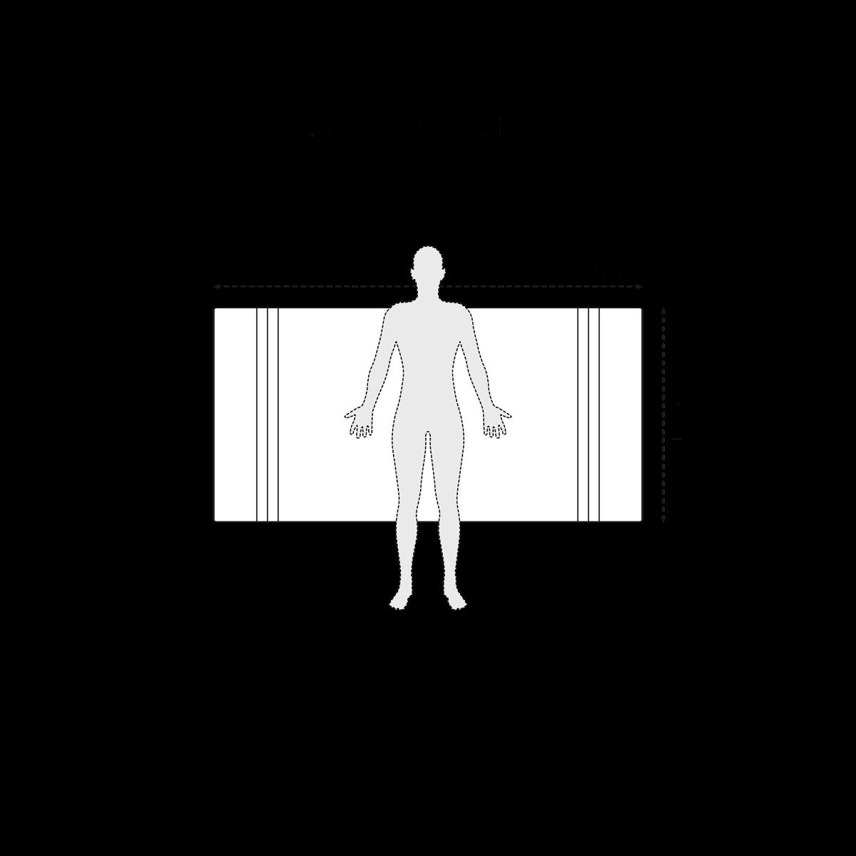 Jumbo Bath Sheet Dimensions
