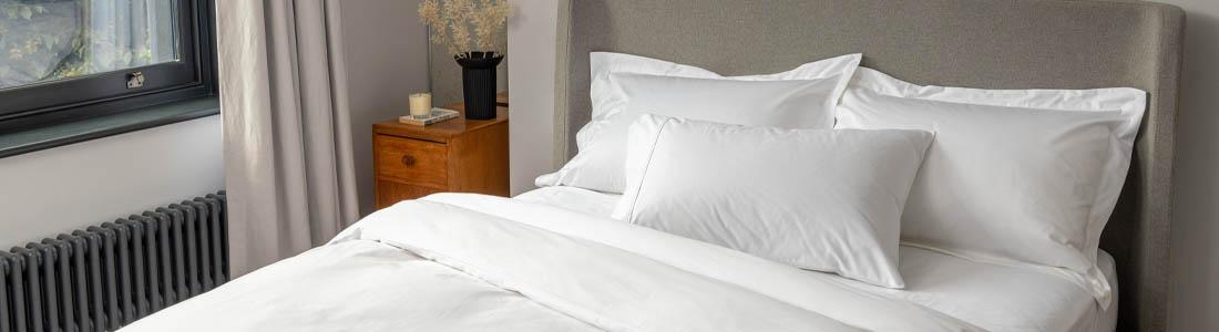 white-bed-linen