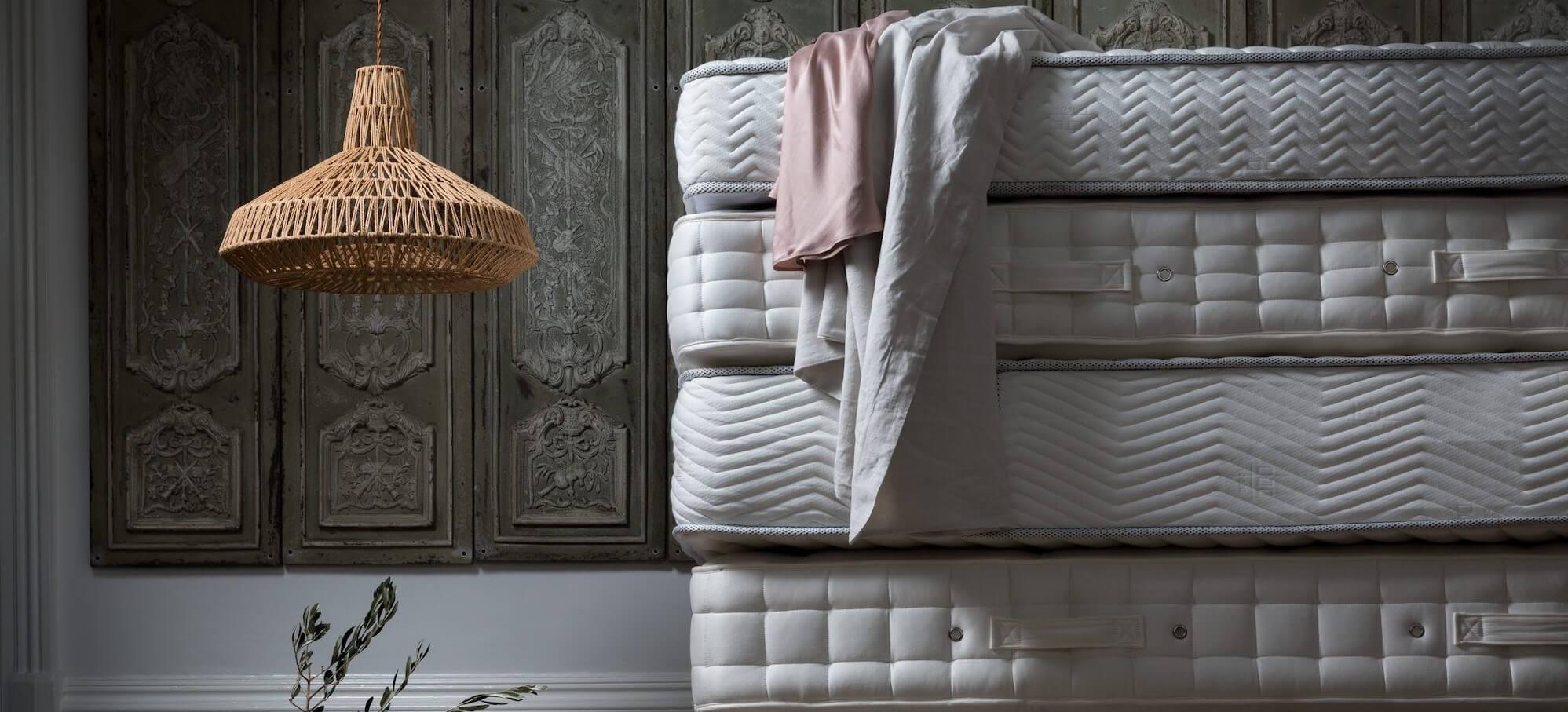Zip and link mattresses